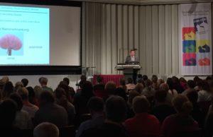 Prof. Dr. Andreas Moritz aus Gießen gibt ein Update zur zur CNE der Katze